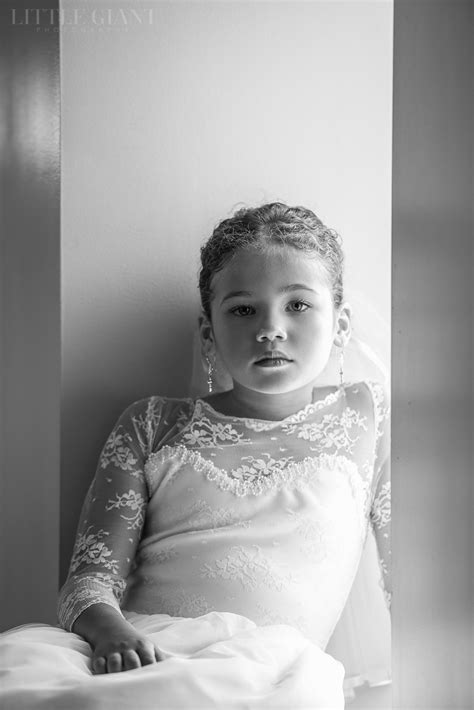 Milwaukee First Communion Portraits