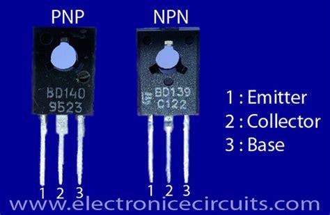 bd140 pnp bd139 npn transistor pin configuration pinout flickr