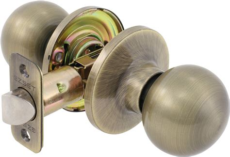 ezset door hardware bala passage door knob