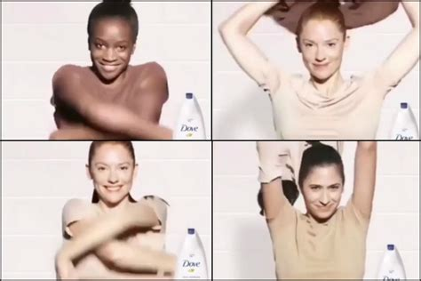 Full Version Dove Ad | dove issues apology for racist ad what about indian ads