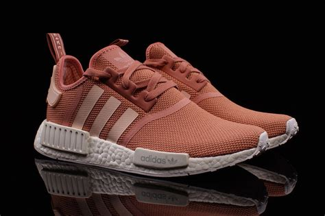 adidas reveal a salmon nmd for the sole supplier