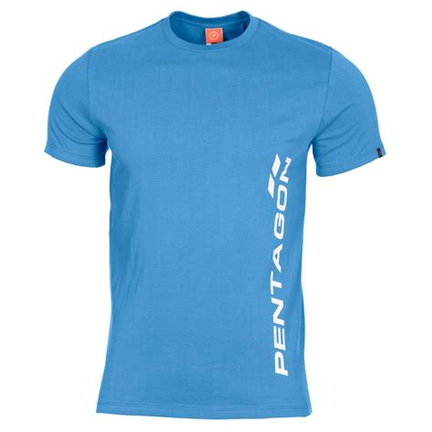 Baju Tshirt Kaos Cotton Armour Tactica pentagon t shirt pentagon vertical special gear