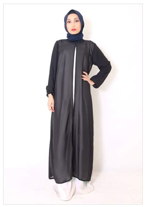 Model Baju Jubah kumpulan model baju jubah bordir muslim wanita 2016