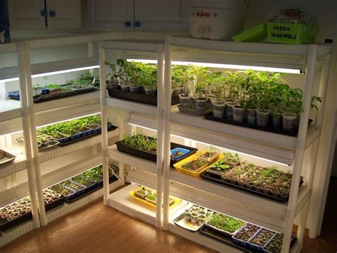 indoor plant shelves do yourself