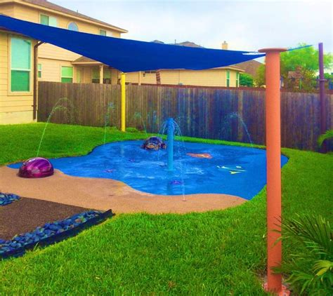 splash pad backyard home backyard splash pad by my splash pad splash pad