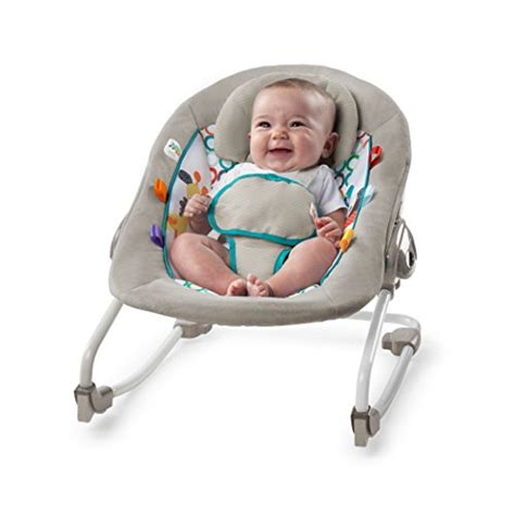 Right Starts Baby Carrier 2 In 1 3 12 M Orange 2 bright starts rock and swing 2 in 1 jungle grey