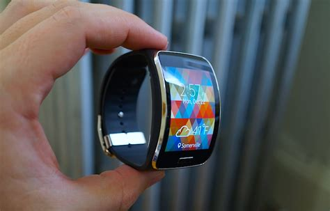 Samsung Gear S review (Video)   Pocketnow