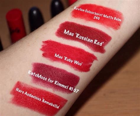 She Matte Lipstick Lasting 24h Like Mac the best lipsticks by kate mccormack fashion style pippa o connor