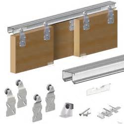 Sliding Wardrobe Door Systems by Horus Top Hung Sliding Door System Wardrobe Track Kit