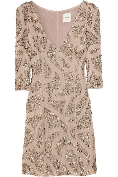 Dress Crepe Batik sequin embellished crepe dress by antik batik all the