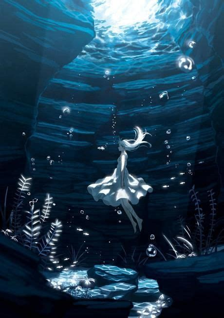 anime underwater anime underwater anime underwater in 2018