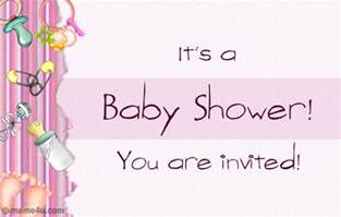 invitations cards and books baby shower decorations