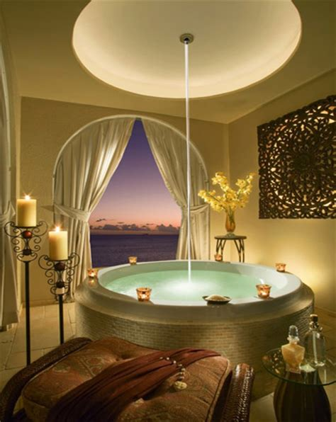 luxurious bathtub cheeca lodge spa in the florida keys