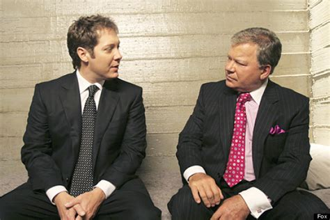 Boston Legal James Spader Wig | william shatner reveals why he s still going strong most