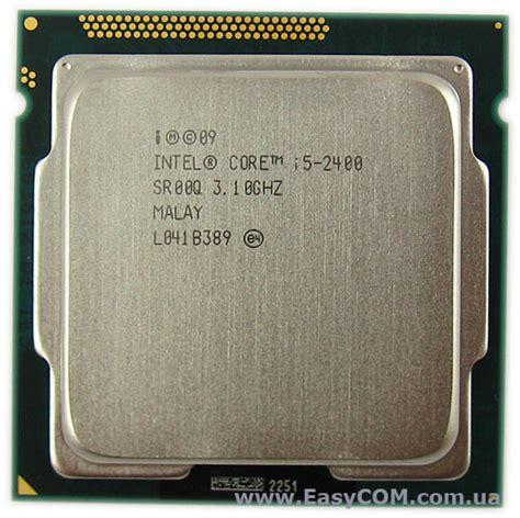 Intel I5 2400 intel i5 2400 gecid