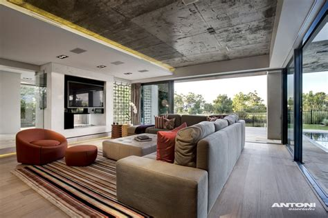 Living Room Cape Town Photos Stylish Interior Pearl Valley Golf Estate South Africa