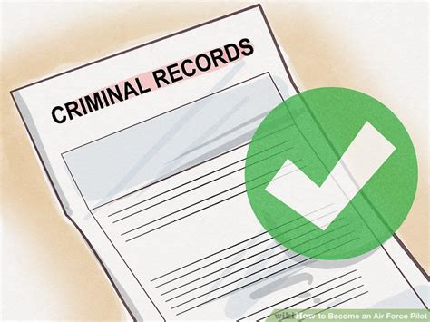 Criminal Record Cleared After 5 Years How To Become An Air Pilot With Pictures Wikihow