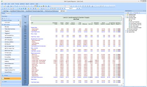 layout sap report sap crystal reports clearify