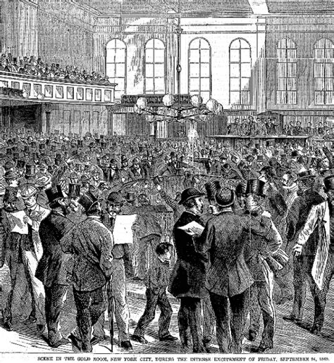black friday september 24 1869 us grant warrior panic of 1869 armstrong economics
