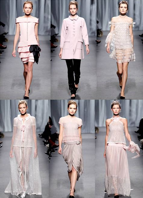 Whats New This Week At Style Couture In The City Fashion by Chanel Couture Fashion Week 2011 Self Service