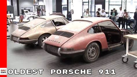 Porsche Museum Aufkleber by The Oldest Porsche 911 Aka 901 No 57