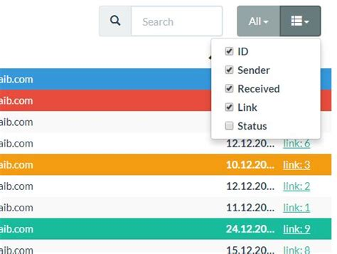 feature rich data table plugin for bootstrap 4 3 2 free