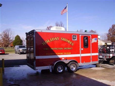 rescue trailers emergency management mo great dane