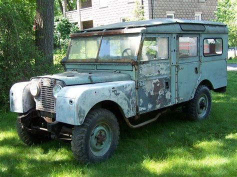 land rover rusty 17 best images about rusty cars on pinterest cars