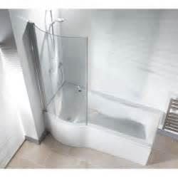 iris keyhole shower bath suite cheapest prices comparison premier 5mm eternalite marina keyhole shower bath 1700 x 800mm