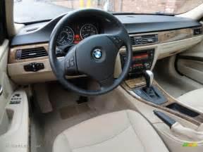 beige interior 2007 bmw 3 series 328xi sedan photo