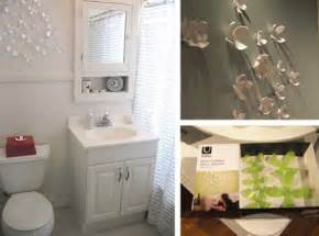 bathroom walls decorating ideas how to complete bathroom decor with limited budget kris