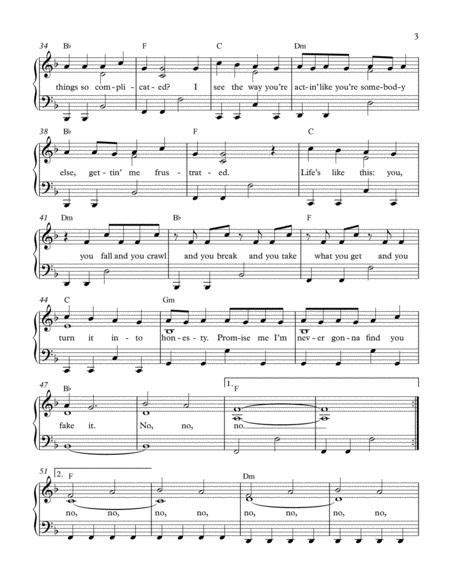 Preview Complicated (H0.148701-42746) - Sheet Music Plus