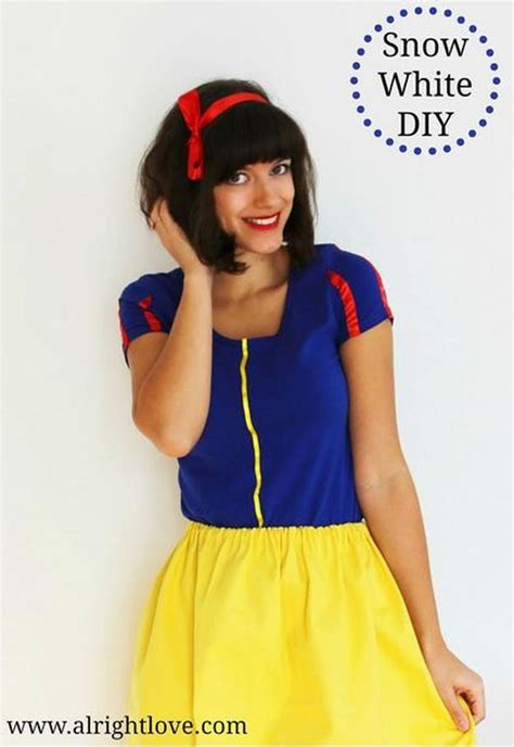 Handmade Snow White Costume - 12 diy snow white costume ideas for diy ready