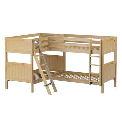 Image Gallery L Shaped Quad Bunk Beds L Shape Bunk Bed