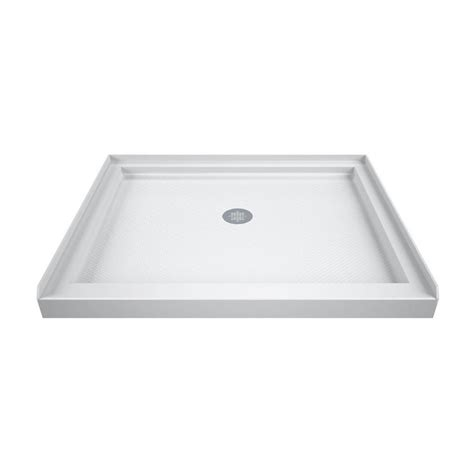 32 X 42 Shower Base by Vigo 47 In X 47 In Neo Angle Shower Tray In White