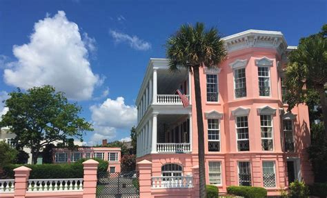 the pink house charleston southern charm a charleston city guide nico and lala