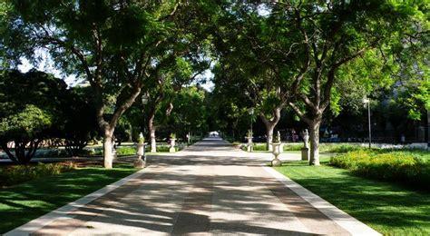giardini sardegna giardini pubblici di cagliari tracce di sardegna