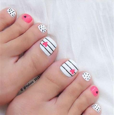 imagenes de uñas pintadas sencillas de los pies decoracion de u 241 as los mejores 230 dise 241 os modelos y