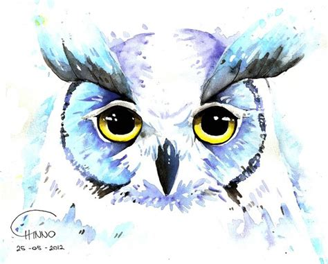 Piyama Owl Blue Piyama Owl blue owl by cappuchinnopony on deviantart