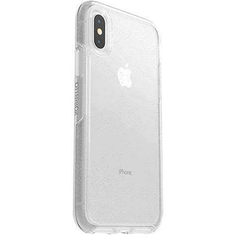 otterbox symmetry series clear for iphone xs 77 59584 b h