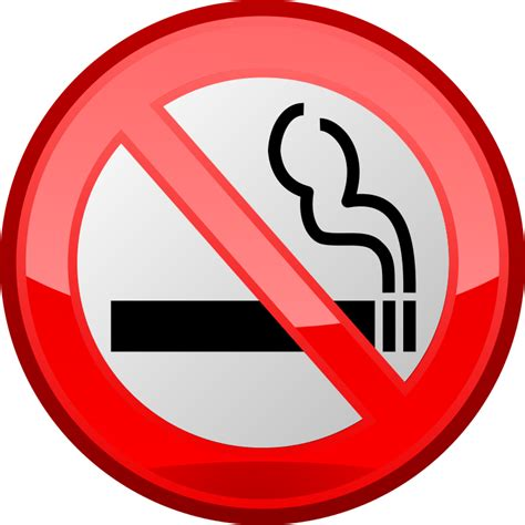 no smoking sign wiki file no smoking nuvola svg wikimedia commons
