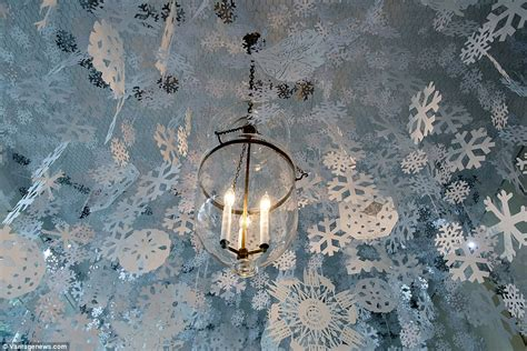 28 best hanging snowflakes from ceiling jar of