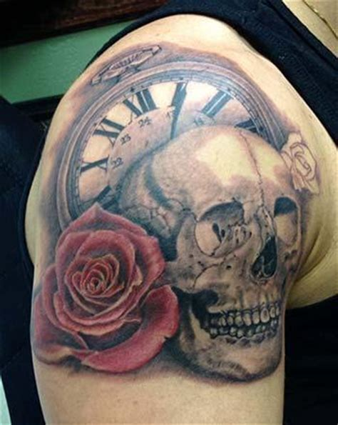 boston rogoz tattoo tattoos black and gray skull
