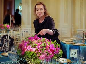 White House Florist by White House Florist Dowling Escorted From The