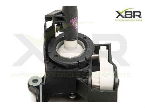 vauxhall astra ii    gear stick lever shift anti play bush repair kit part number