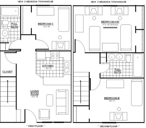 3 master bedroom floor plans 3bedroom images and plan house plan ideas house plan ideas