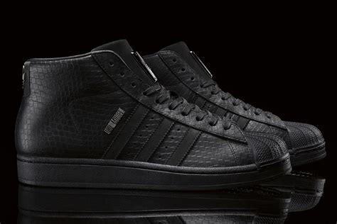 Big Diskon Pre Order Ultra Boost Kicks big x adidas originals pro model ii quot black quot officially unveiled sneakernews