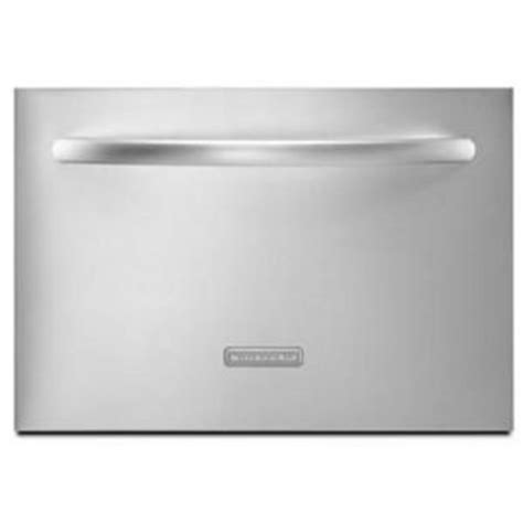 Dishwasher Drawer Review by Kitchenaid Single Drawer Dishwasher Kudd03stss