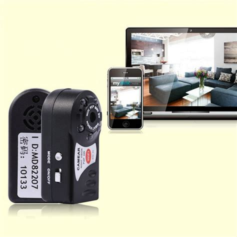 wireless wifi p2p mini remote surveillance security
