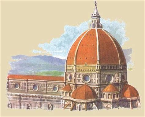 cupola brunelleschi costruzione filippo brunelleschi la vita le opere e l arte